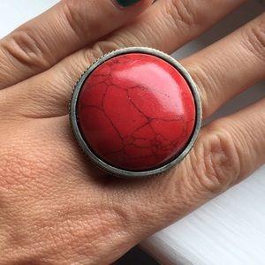 Big red ring